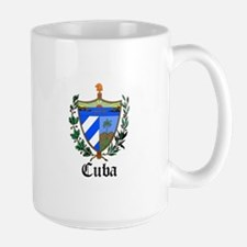 Cuban Coat of Arms Seal Mug