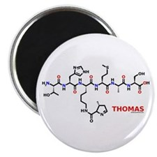 Thomas name molecule Magnet