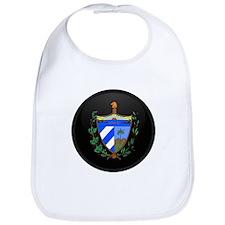 Coat of Arms of Cuba Bib