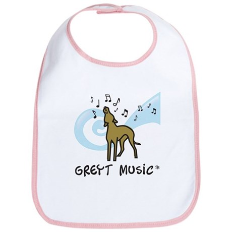 Greyt Music Bib