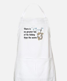 Funny Fly Fishing BBQ Apron