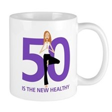 50 is the New Healthy Mug