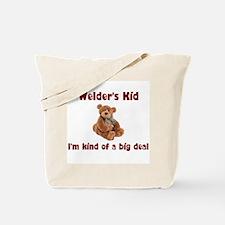 Welder's Kids Tote Bag