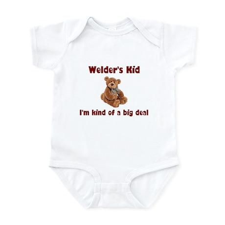 Welder's Kids Infant Bodysuit