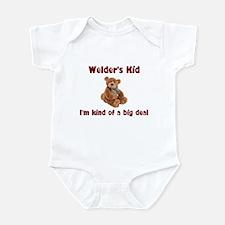 Welder's Kids Onesie