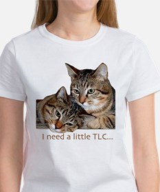 TLC tabbies Women's T-Shirt