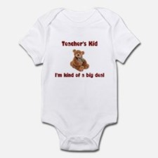 School Teacher Infant Bodysuit