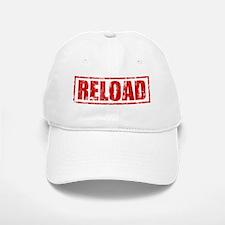 Reload! Baseball Baseball Cap