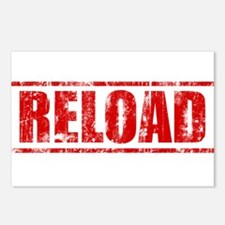 Reload! Postcards (Package of 8)