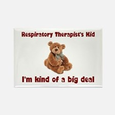 Respiratory Therapist Rectangle Magnet (10 pack)