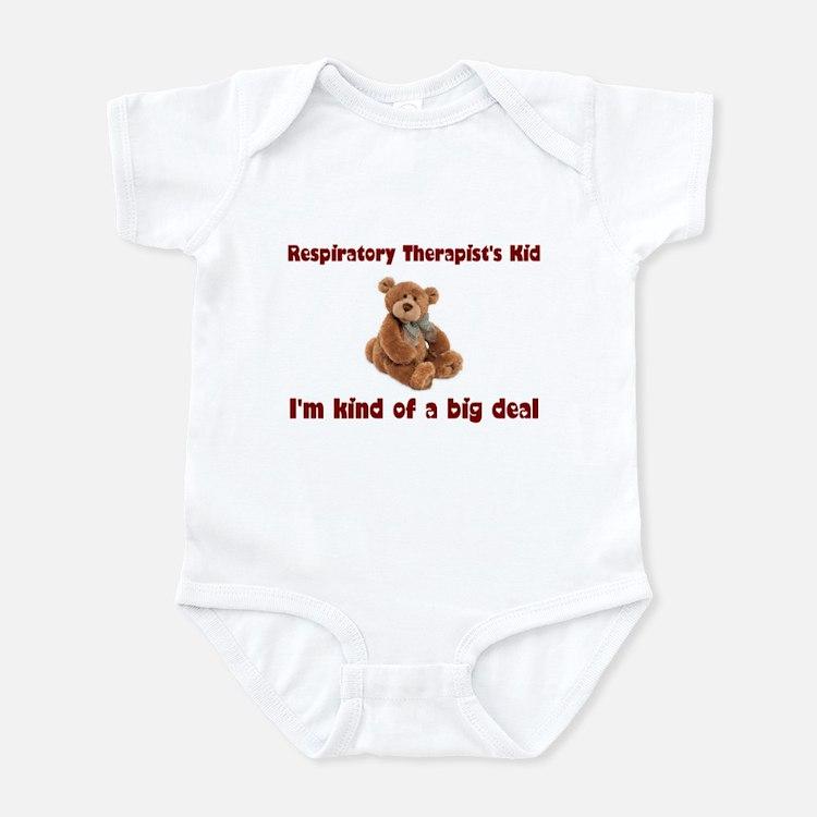Respiratory Therapist Infant Bodysuit