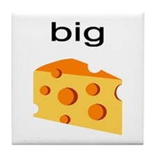 CHEESE Tile Coaster