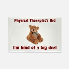 Physical Therapist Rectangle Magnet (10 pack)