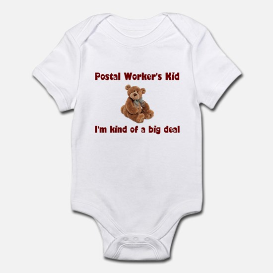 Postal Worker Infant Bodysuit