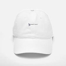 Stomach Cancer Ribbon Baseball Baseball Cap