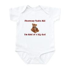 Pharmacy Tech Infant Bodysuit