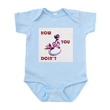 Sexy Gecko Infant Bodysuit