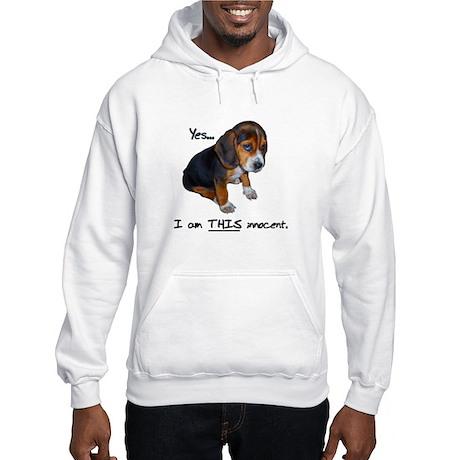 Innocent Puppy Hooded Sweatshirt