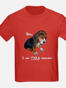 Innocent Puppy T