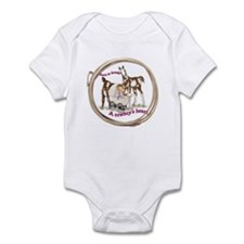 Infant Cowgirl Bodysuit