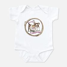 Infant Cowgirl Bodysuit