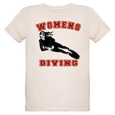 Women's Diving T-Shirt
