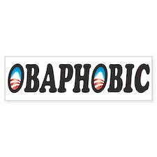 OBAPHOBIC Bumper Bumper Sticker