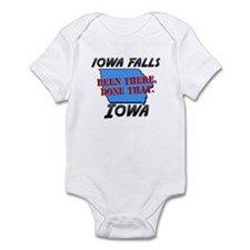 iowa falls iowa - been there, done that Infant Bod