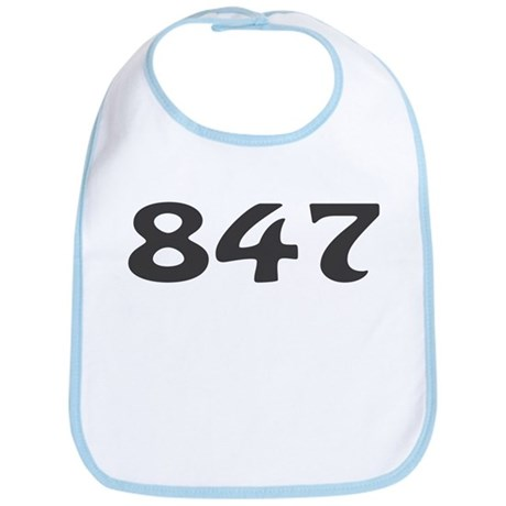 847 Area Code Bib