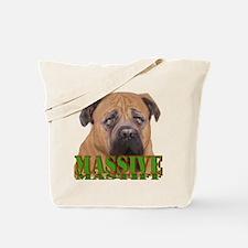Mastif Tote Bag