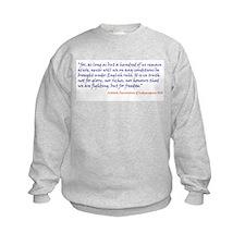 Scottish Independance Sweatshirt