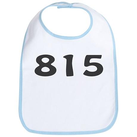 815 Area Code Bib