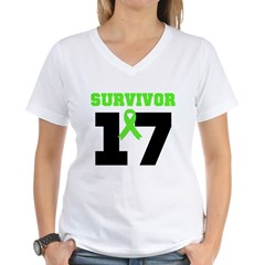Lymphoma Survivor 17Year Shirt