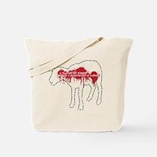 A Nation of Sheep Tote Bag