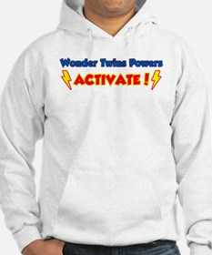 Wonder Twins Powers Activate! Jumper Hoody
