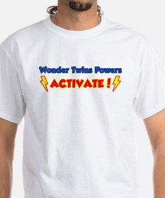Wonder Twins Powers Activate! Shirt