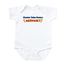 Wonder Twins Powers Activate! Onesie