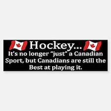 Canadian Sport Bumper Bumper Bumper Sticker
