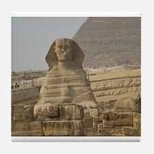 sphinx 123 Tile Coaster
