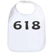 618 Area Code Bib