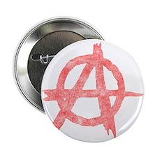 "Vintage Anarachy Symbol 2.25"" Button"