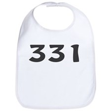 331 Area Code Bib