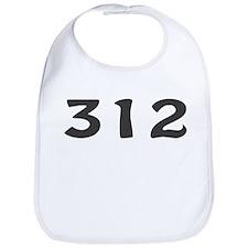 312 Area Code Bib