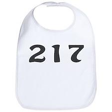 217 Area Code Bib