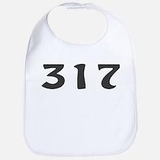 317 Area Code Bib