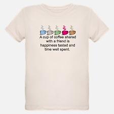 COFFEE SHARED T-Shirt
