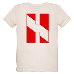 http://i3.cpcache.com/product/371208451/scuba_flag_letter_h_tshirt.jpg?color=Natural&height=240&width=240