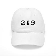 219 Area Code Baseball Baseball Cap