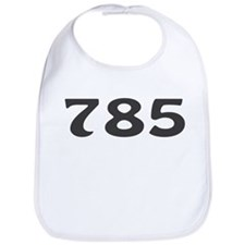 785 Area Code Bib