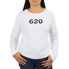 620 Area Code T-Shirt